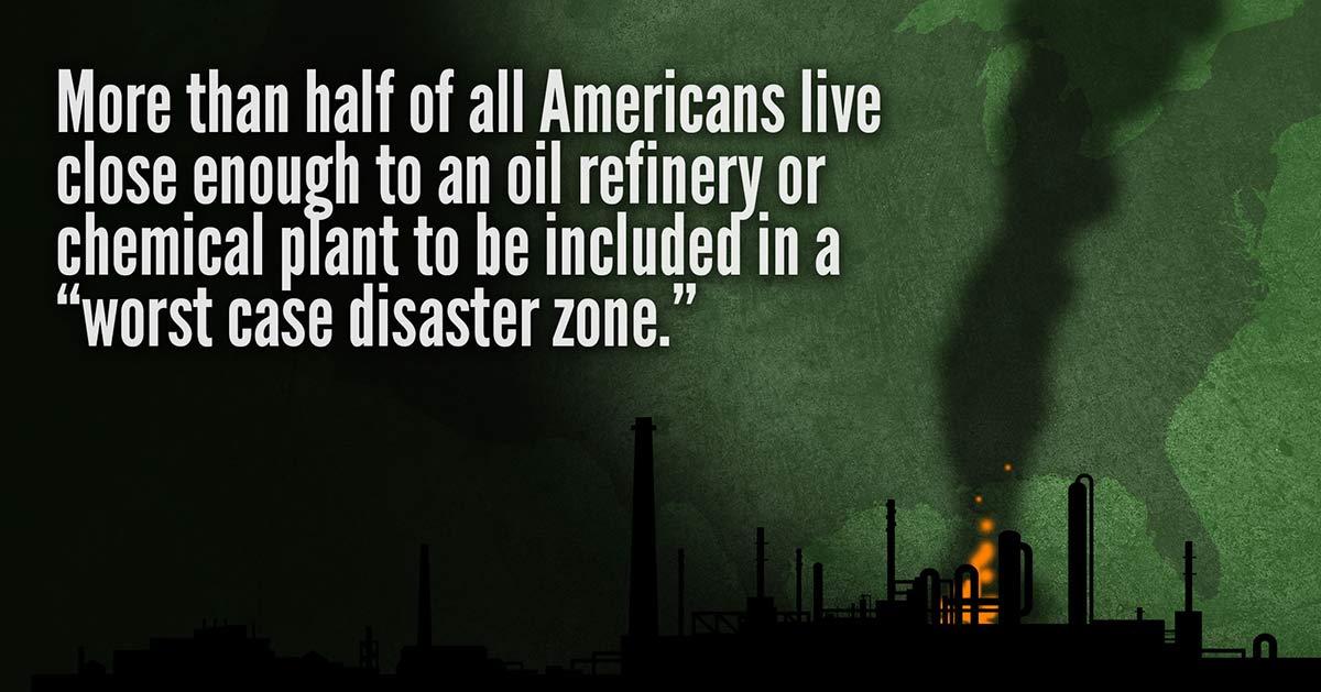 Bucking Regulations, Chemical Plants Face Litigation After